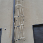 broken ladder